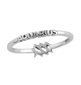 Midsummer Star Aquarius Ring