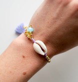 Boho Babes Schelp armband