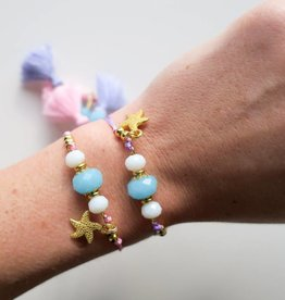 Boho Babes Mermaid bracelet