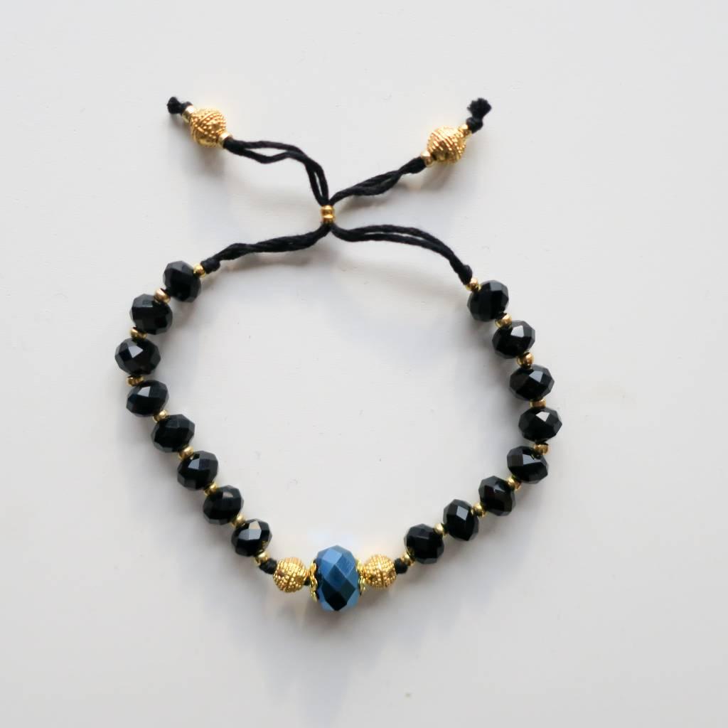 Boho Babes Majou Night Bracelet