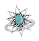 Midsummer Star Cosmic Light Ring