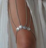 Grace Bijoux Matisa Leg Chain