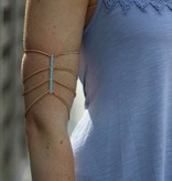 Grace Bijoux Piper Arm Cuff