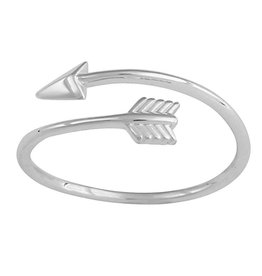 Midsummer Star Arrow ring