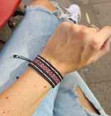 Boho Babes Boho bracelet Pink