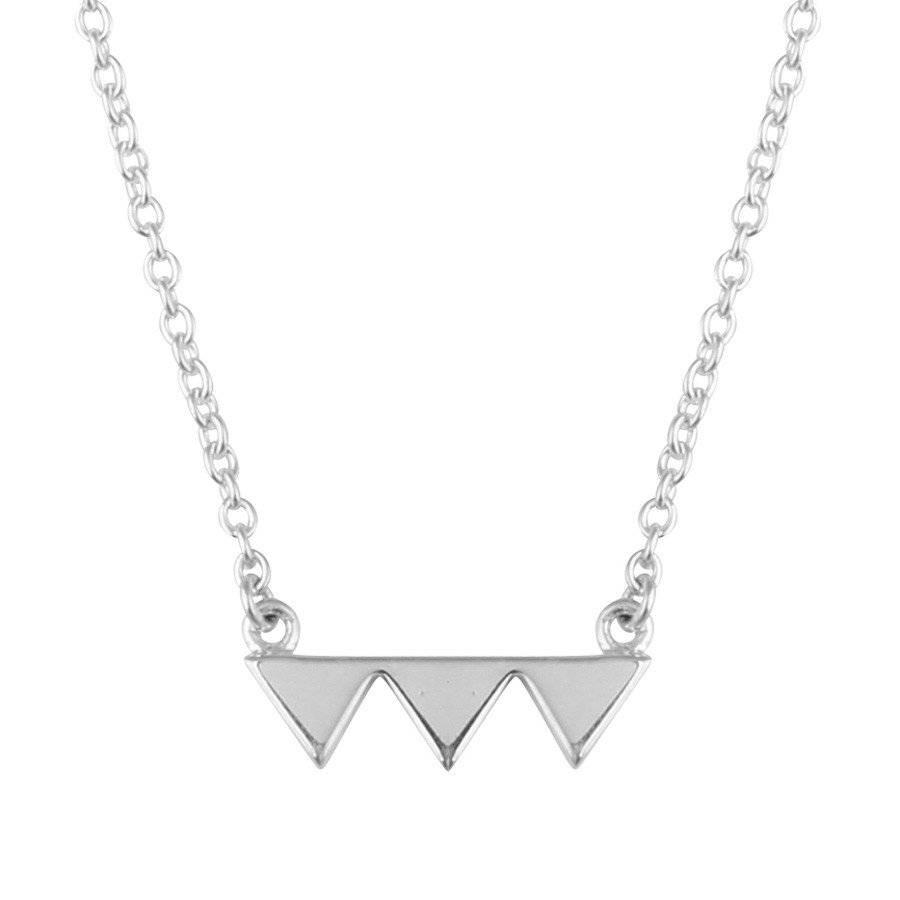 Midsummer Star Triple element necklace