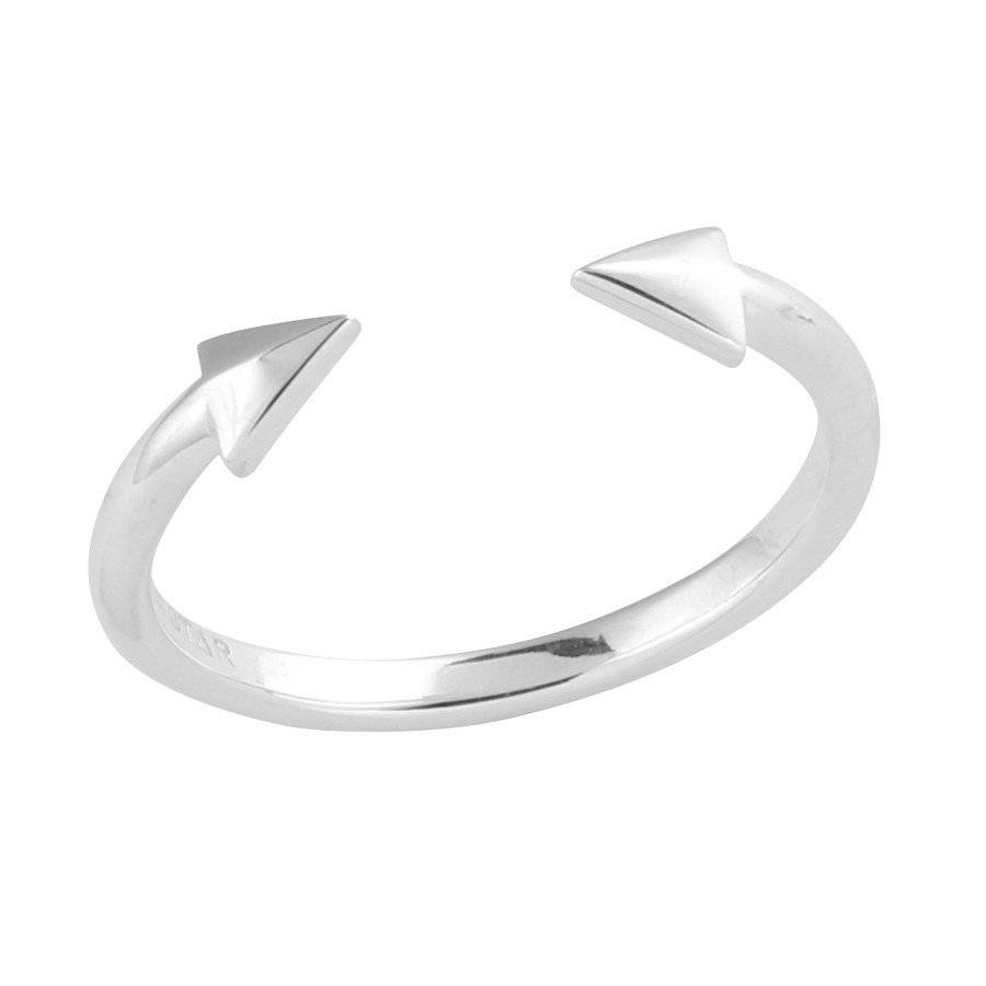 Midsummer Star Twin tips ring