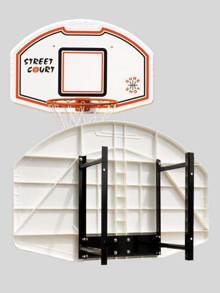 SureShot Basketbalbord Bronx