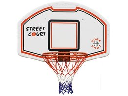 SureShot Basketbalbord Bronx (flexibele ring)