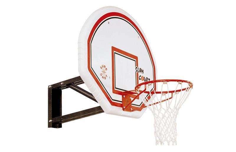 SureShot Basketbalbord Wall Mount Barcelona