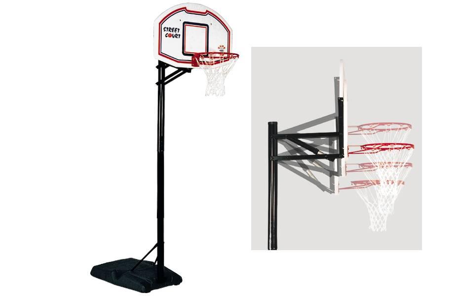 SureShot Basketbalpaal Los Angeles