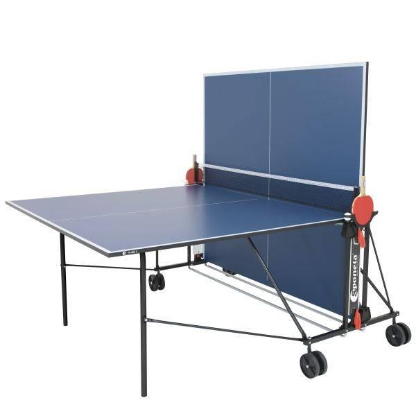 Sponeta Hobbyline Compact Tafeltennistafel (blauw)