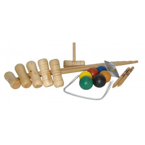 Bex Croquet Set (6 personen)