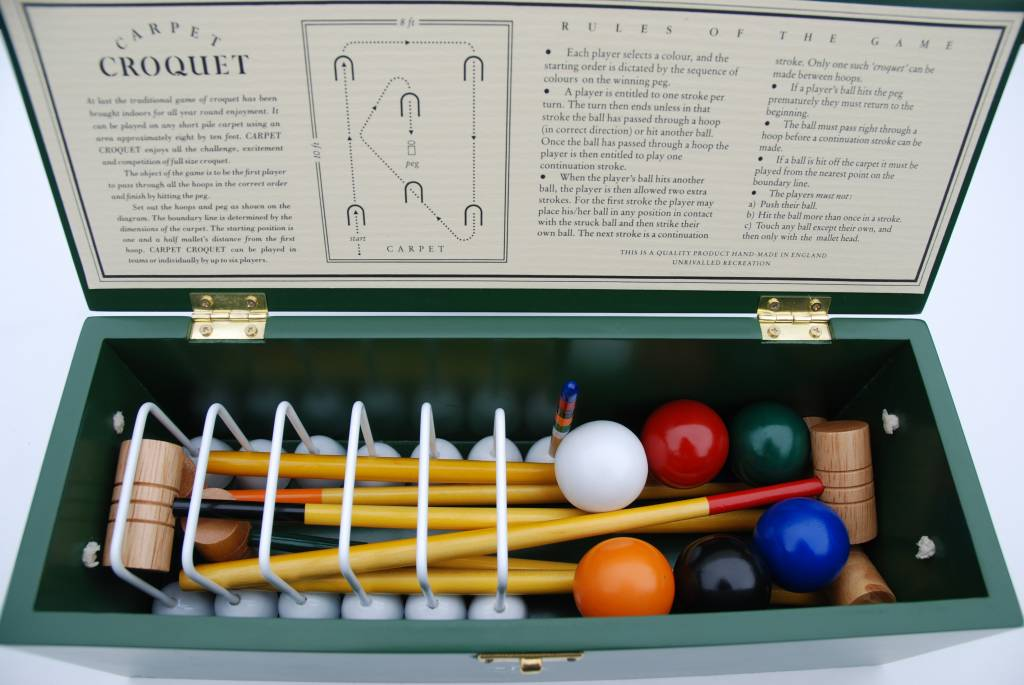 Ubergames Croquetspel Indoor