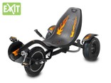 Exit Toys Triker Rocker Black & Fire