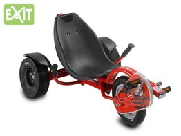 Exit Toys Triker Pro 50 (Rood)