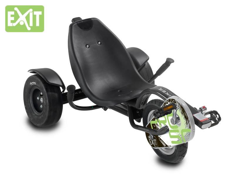 Exit Toys Triker Pro 50 (Zwart)
