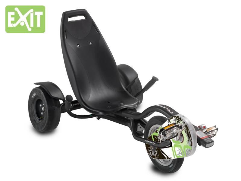 Exit Toys Triker Pro 100 (Zwart)