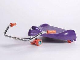 Roller Racer Flying Turtle (Paars)