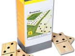 Longfield Games Dominostenen Jumbo