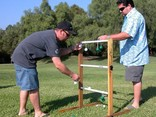 LadderGolf.com Laddergolf Rood & Geel