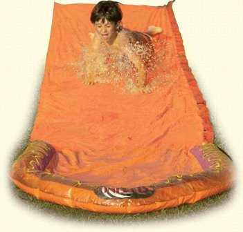 Traditional Garden Games Waterglijbaan Slip & Slide