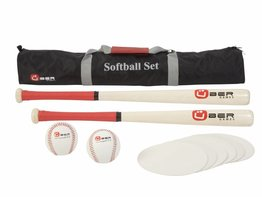 Ubergames Softbal Set