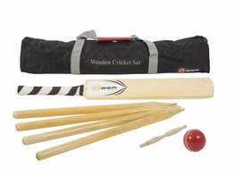 Ubergames Cricket Set (maat 5)
