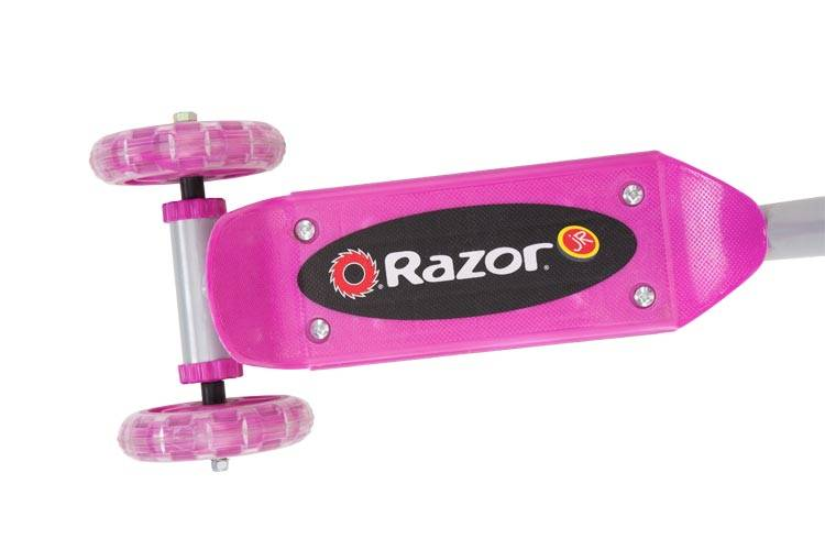 Razor Step Lil Kick (roze)