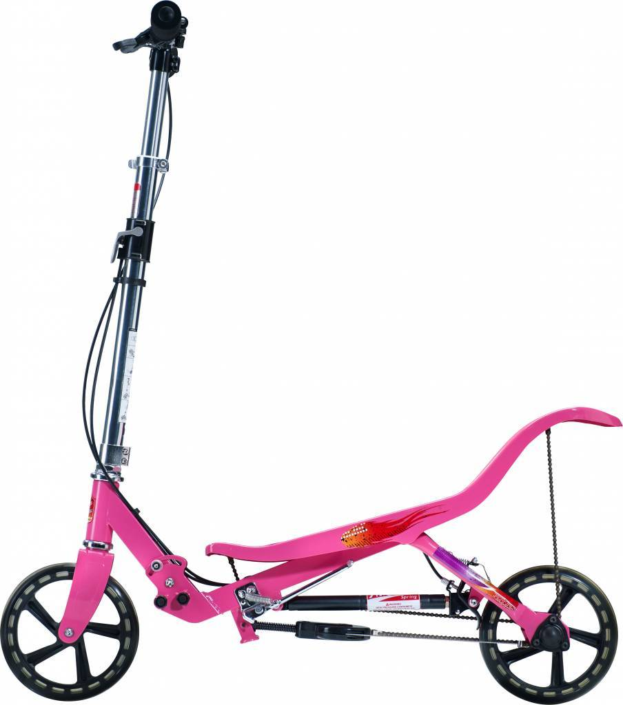 Space Scooter (roze)