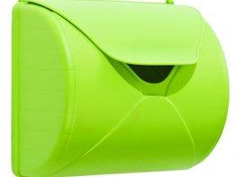 KBT Brievenbus (limoen groen)