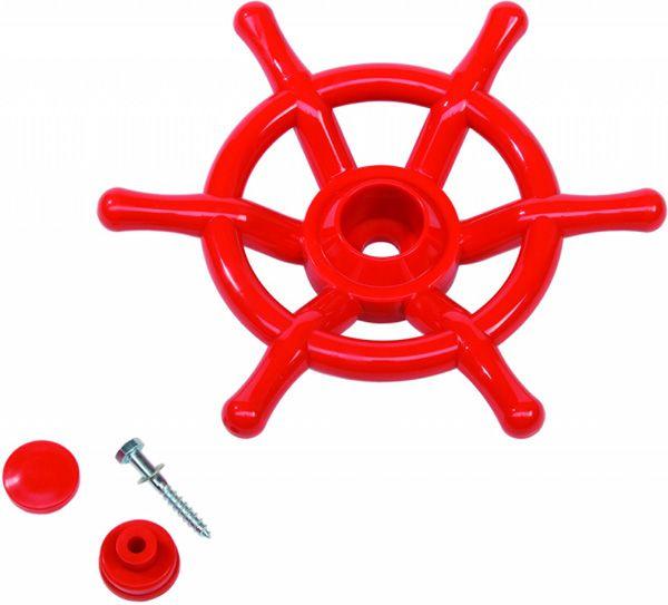 KBT Stuurwiel Boot (rood)