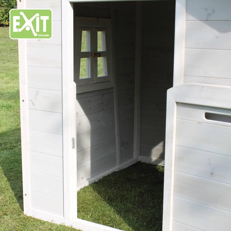 Exit Toys Speelhuisje Beach 100 (rood)