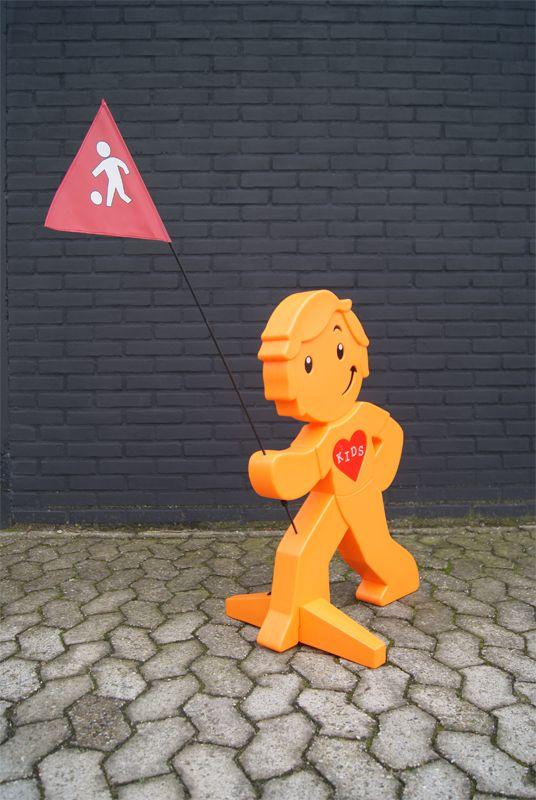 StreetBuddy Oranje