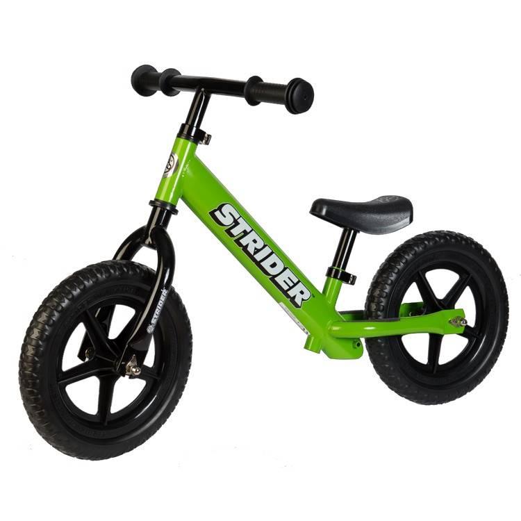 Strider Loopfiets Strider Classic (groen)