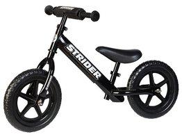 Strider Loopfiets Sport (zwart)