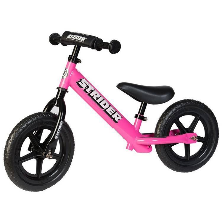 Strider Loopfiets Strider Sport (roze)