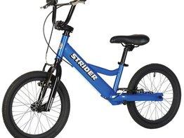 Strider Loopfiets Sport 16 (blauw)