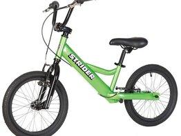 Strider Loopfiets Sport 16 (groen)