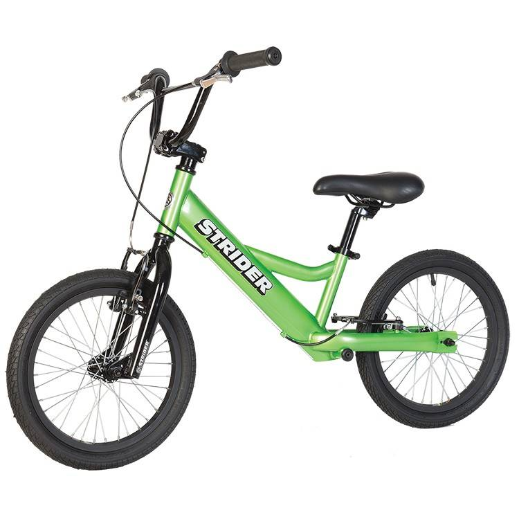 Strider Loopfiets Strider Sport 16 (groen)