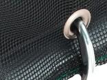 Etan Premium Gold Inground Trampoline 232x310 cm