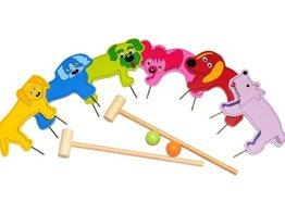Buitenspeel Croquet Junior