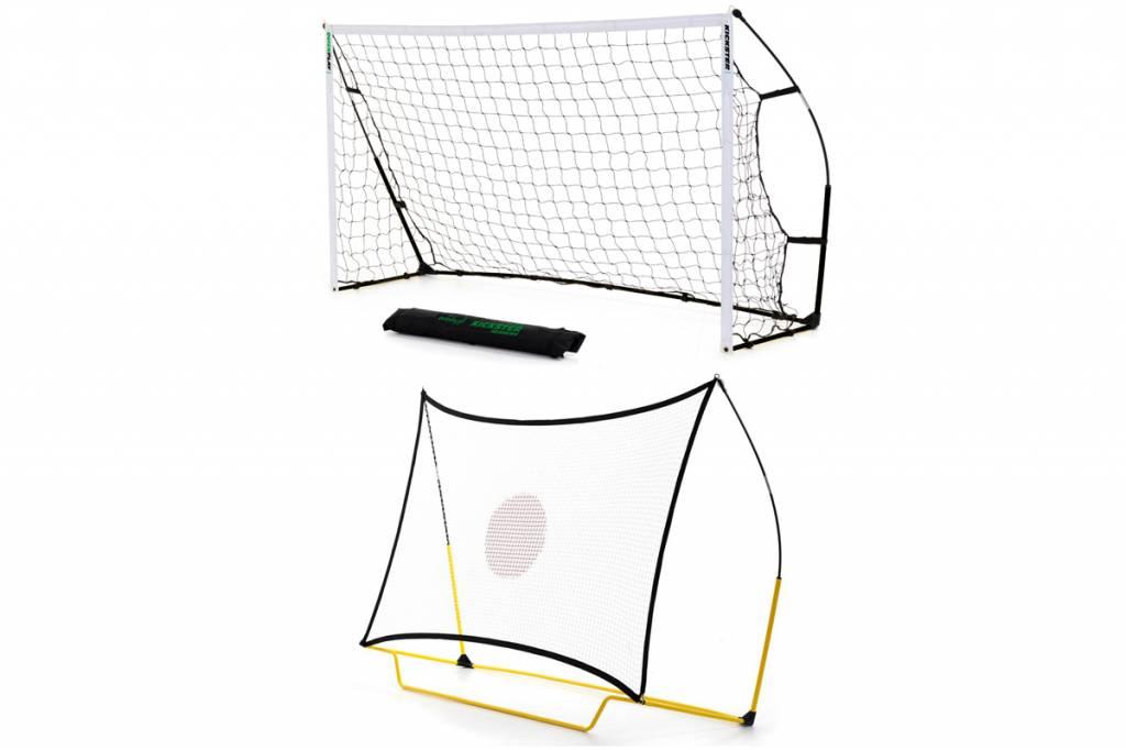 Quickplay Voetbaldoel/Rebounder 245x150