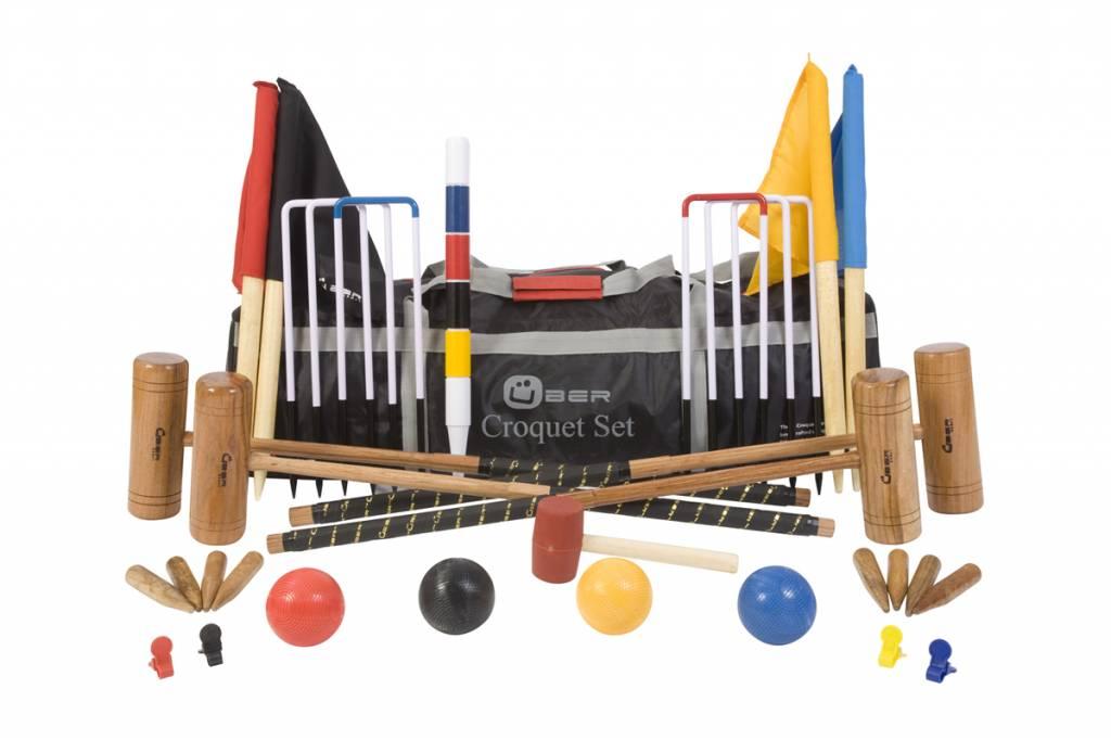 Ubergames Croquet Set Pro