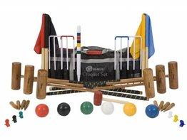 Ubergames Croquet Set Pro (6 personen)