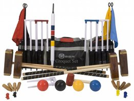 Ubergames Croquet Set Championship