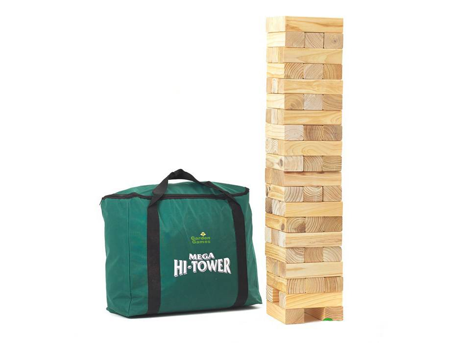 Garden Games Mega Hi-Tower (Jenga)