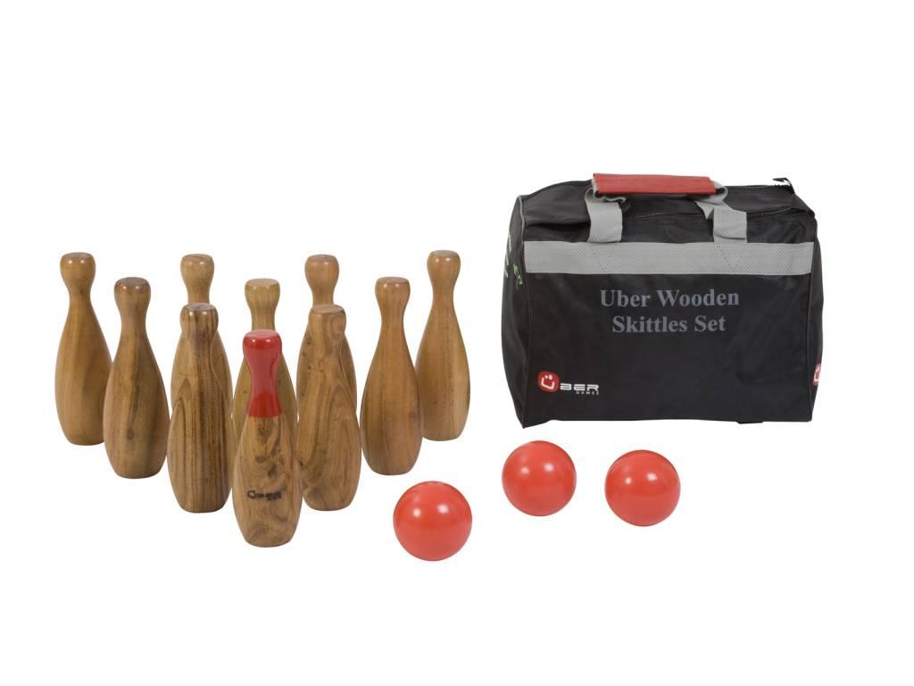 Ubergames Bowling Set (Skittles)