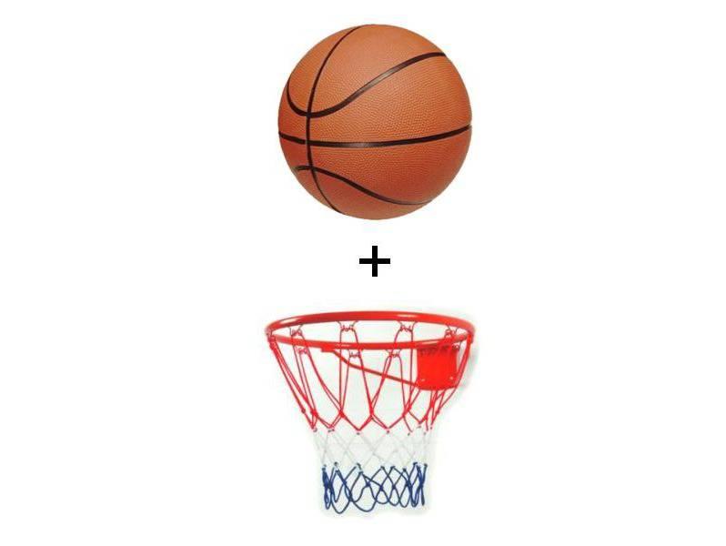 Angel Sports Basketbalring (16 mm) + Basketbal