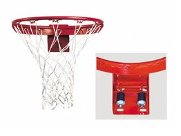 SureShot Basketbalring Pro Image Flex Goal